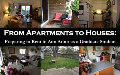 From Apartments to Houses: Preparing to Rent in Ann Arbor as a Graduate Student