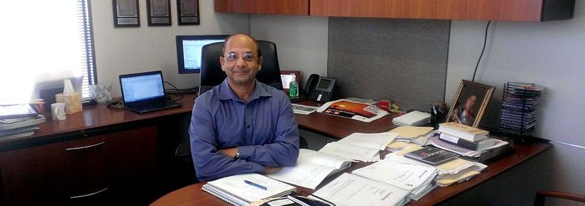 Alumni Spotlight: Richard D'Souza