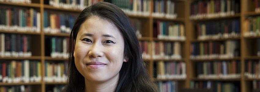 Student Spotlight: Robin Zheng