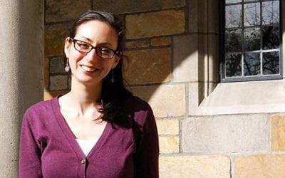 Student Spotlight: Sarah Gutin