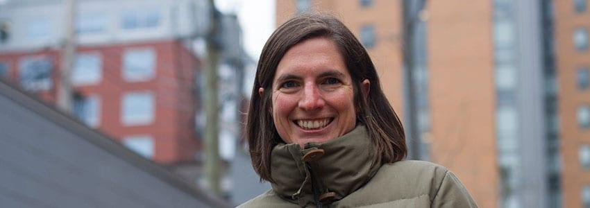 Student Spotlight: Sarah Seelye