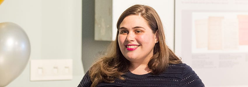 Student Spotlight: Shira Schwartz