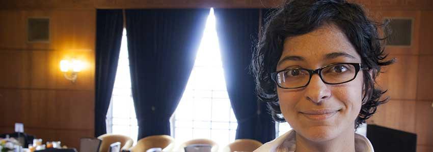 Student Spotlight: Shweta Ramdas