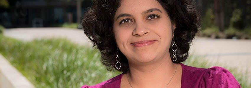 Alumni Spotlight: Sudha Krishnamurthy
