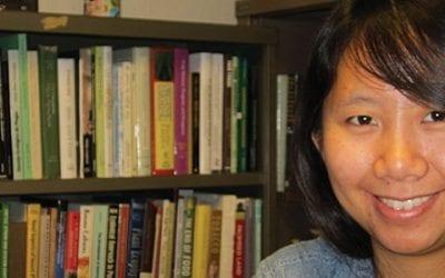 Student Spotlight: Theresa Ong