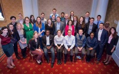 Rackham Alumni Among Ford Thirty Under 30 Fellows