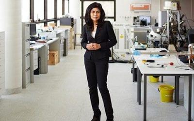 Alumni Spotlight: Veena Sahajwalla
