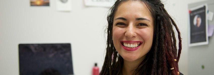 Student Spotlight: Veronica Rabelo