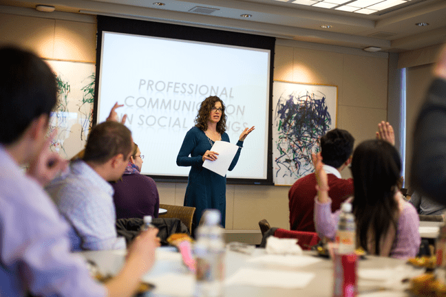 Graduate Student Professional Development at Rackham Graduate School