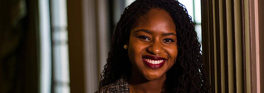 Student Spotlight: Yasmin Cole-Lewis