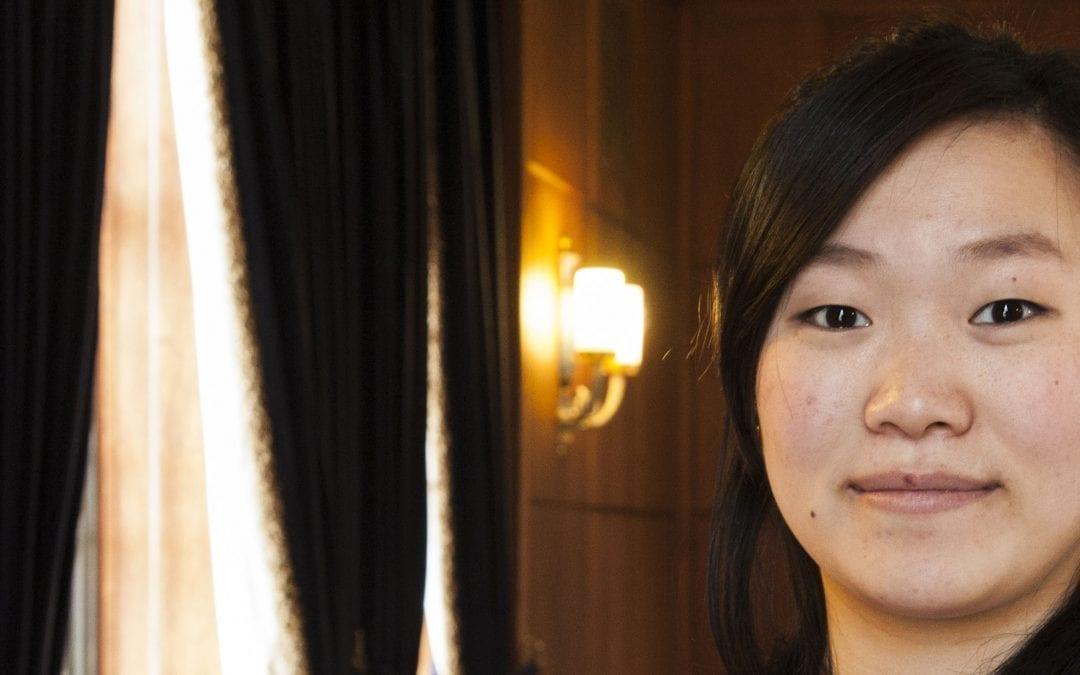 Student Spotlight: Yilan Zhang