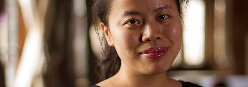 Student Spotlight: Ziyong Lin