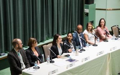 Rackham Alumni Look Forward to the Future of Graduate Education