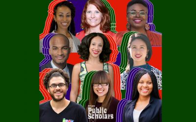 The Art of World-Making: What #WeArePublicScholars Means for Graduate Education