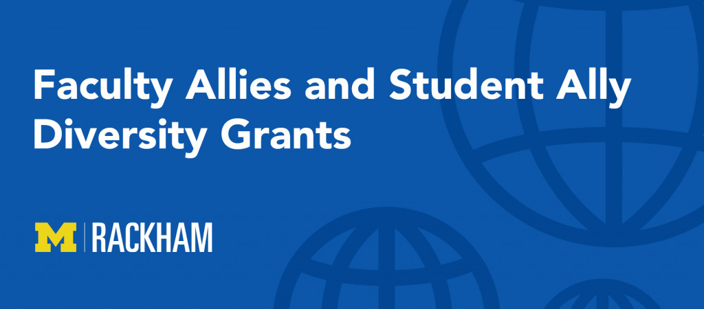 Faculty Allies and Student Ally Diversity Grants