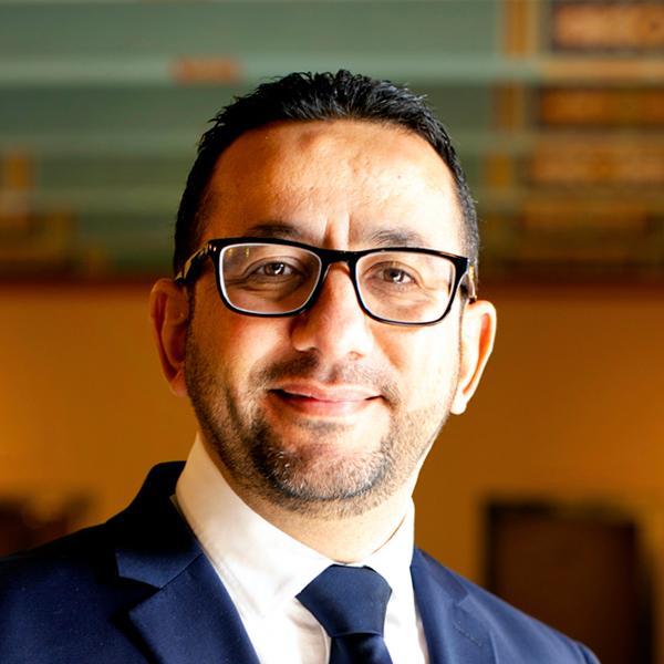 Associate Dean Brahim Medjahed