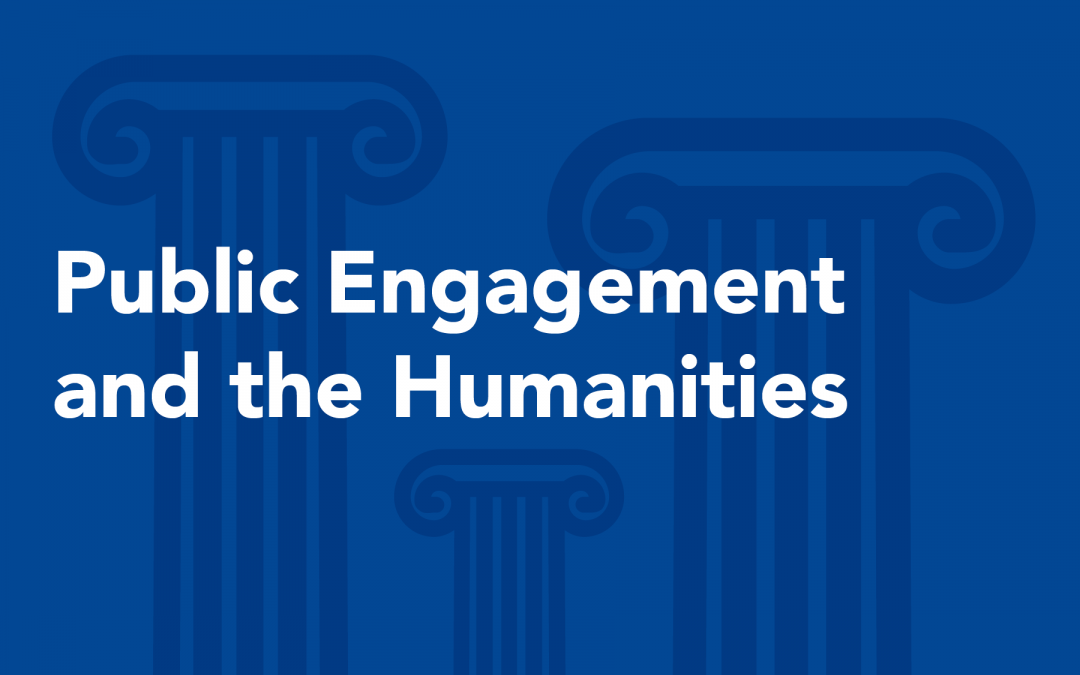 Announcing the 2019 Mellon Public Engagement and the Humanities Grantees