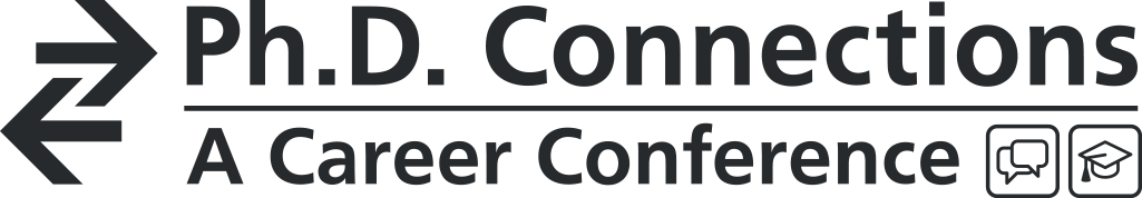Ph.D. Connections: A Career Conference logo