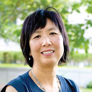 Associate Dean Rita Chin
