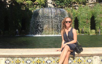 History Graduate Student Haley Bowen Receives Lurcy Fellowship