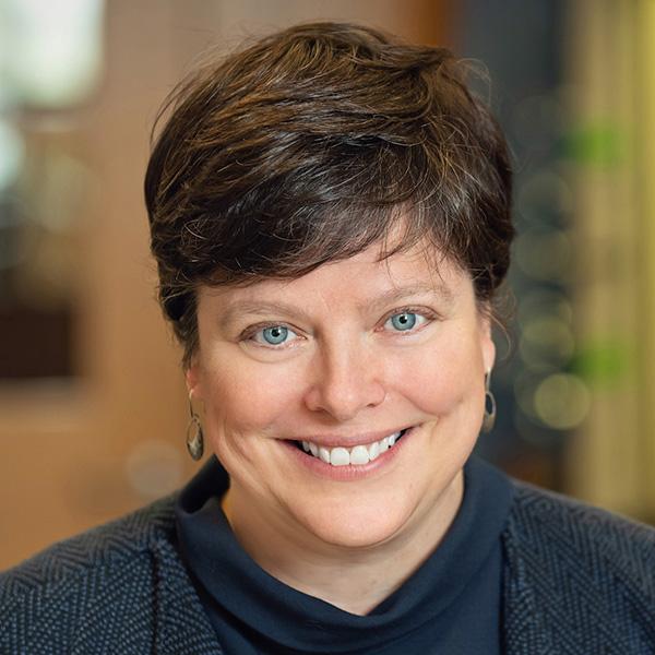 Associate Dean Anna Mapp