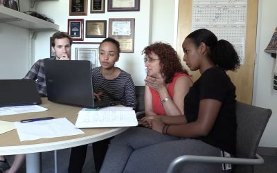 Rackham Associate Dean Organizes Research Exchange Program for African Undergraduate Students