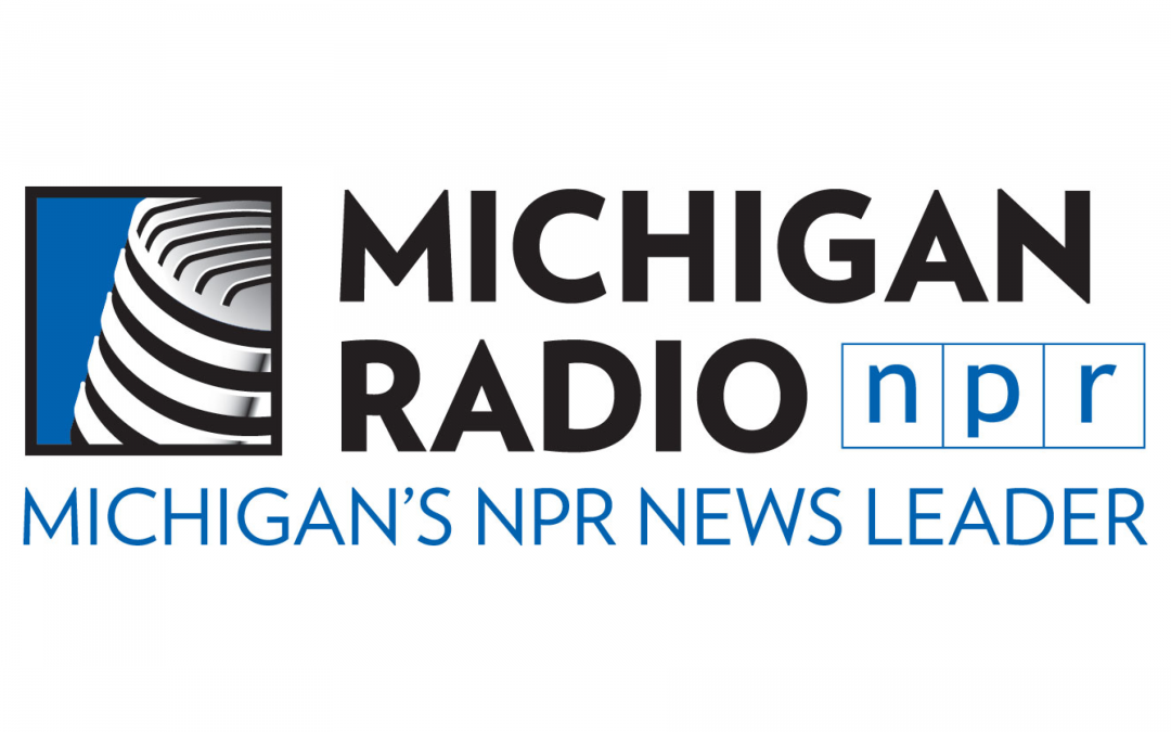 Rackham Student Interviewed by Michigan Radio
