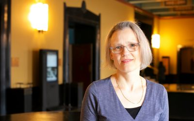 Rackham Welcomes Lutgarde Raskin as Associate Dean
