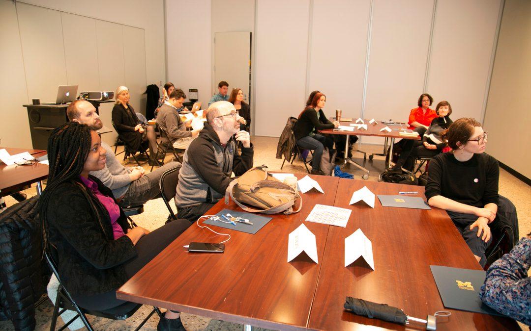 Article Highlights Rackham Public Engagement Program