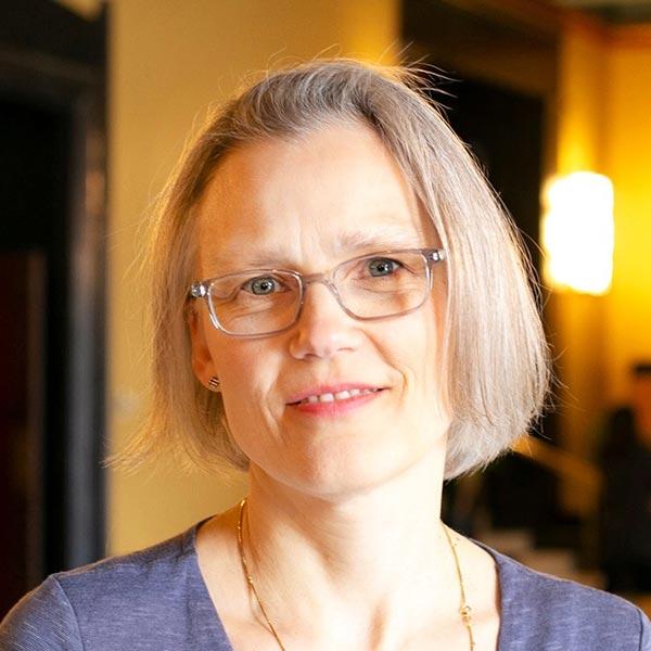 Associate Dean Lutgarde Raskin