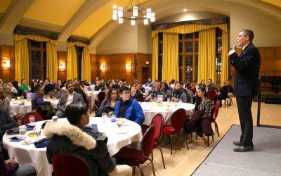 Rackham Candidacy Ceremony Celebrates Important Doctoral Milestone