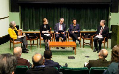 Rackham Hosts National Symposium to Reimagine Graduate Education