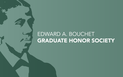 Introducing the 2020 Bouchet Society Inductees