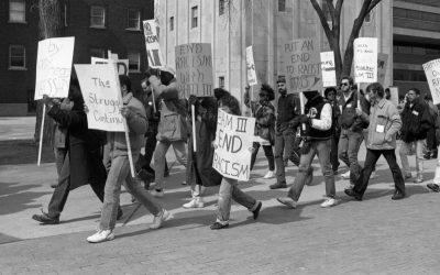A History of Activism