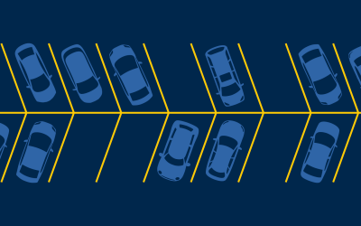 Blue Parking Permits Temporarily Available to Graduate Students