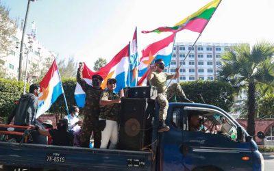 Rackham Student Examines Myanmar Coup