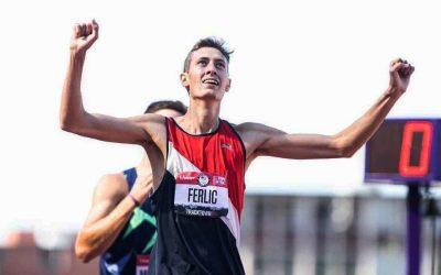Rackham Student Headed to Tokyo Olympics