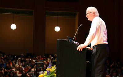 Rackham Assistant Dean Receives President's Award