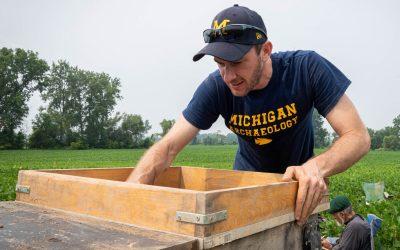 Rackham Student Helps Rewrite Michigan History